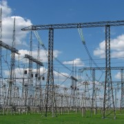 Support of transmission lines and switching centres of electrodistributive substations