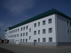 Утепление фасадов зданий